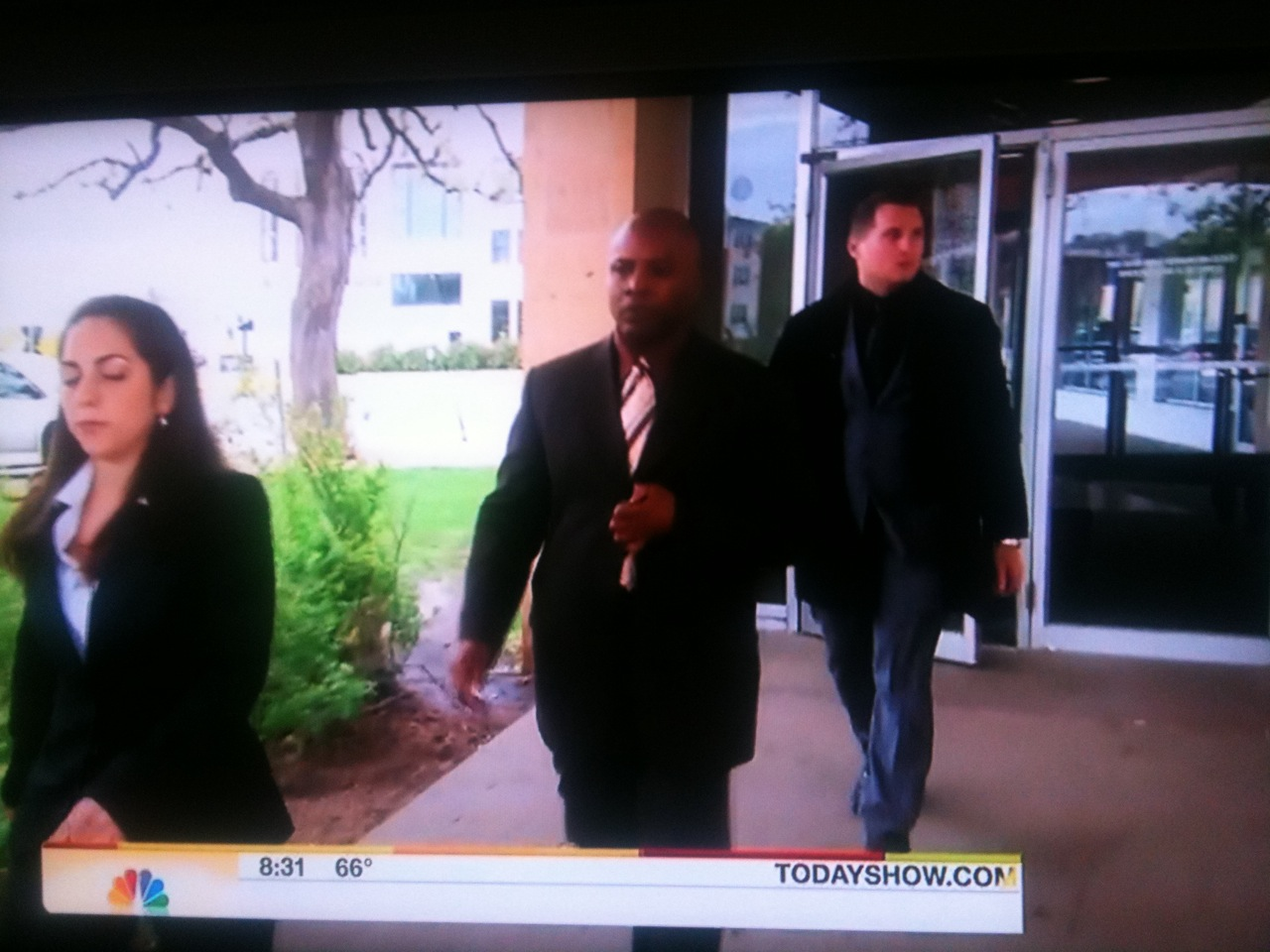 Bodyguard Careers On NBC Today Show