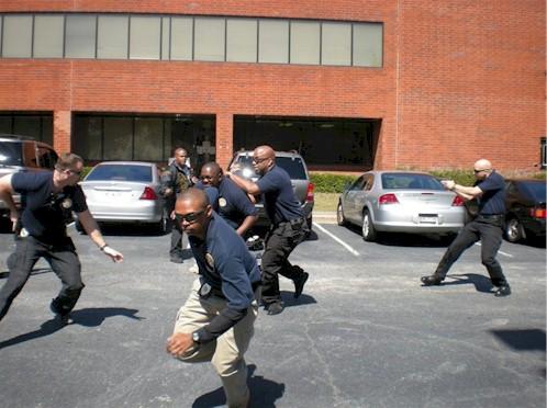 Bodyguard Training