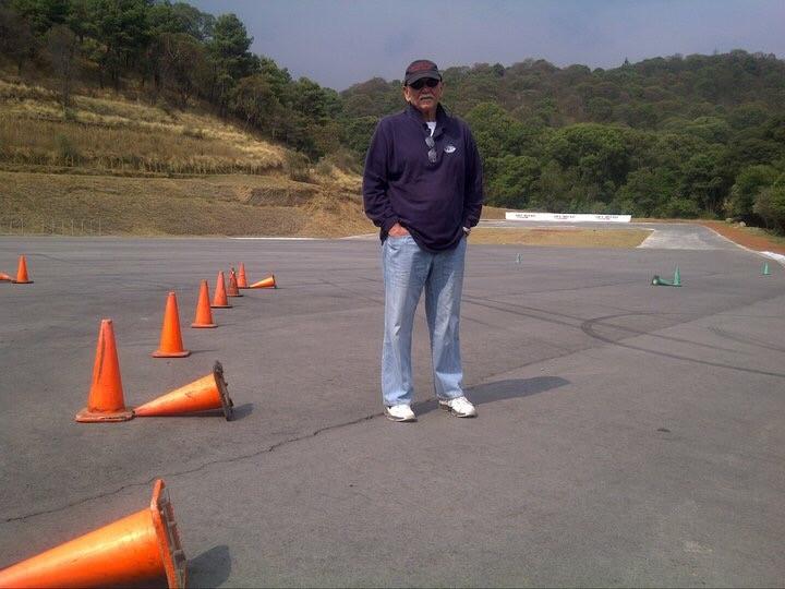 Tony Scotti Vehicle Dynamics Institute