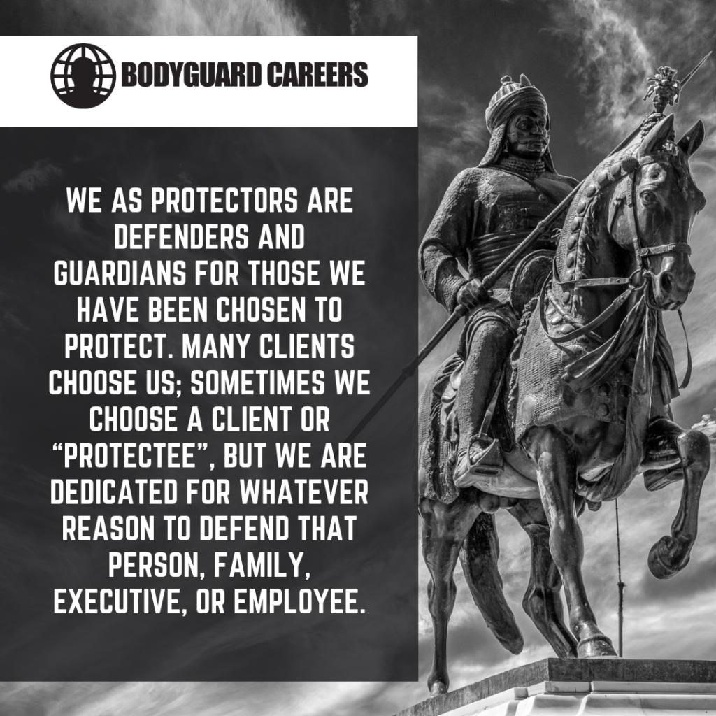 Bodyguard Course