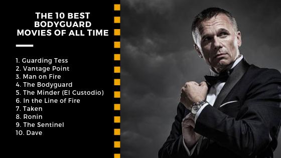 Best Bodyguard Movies